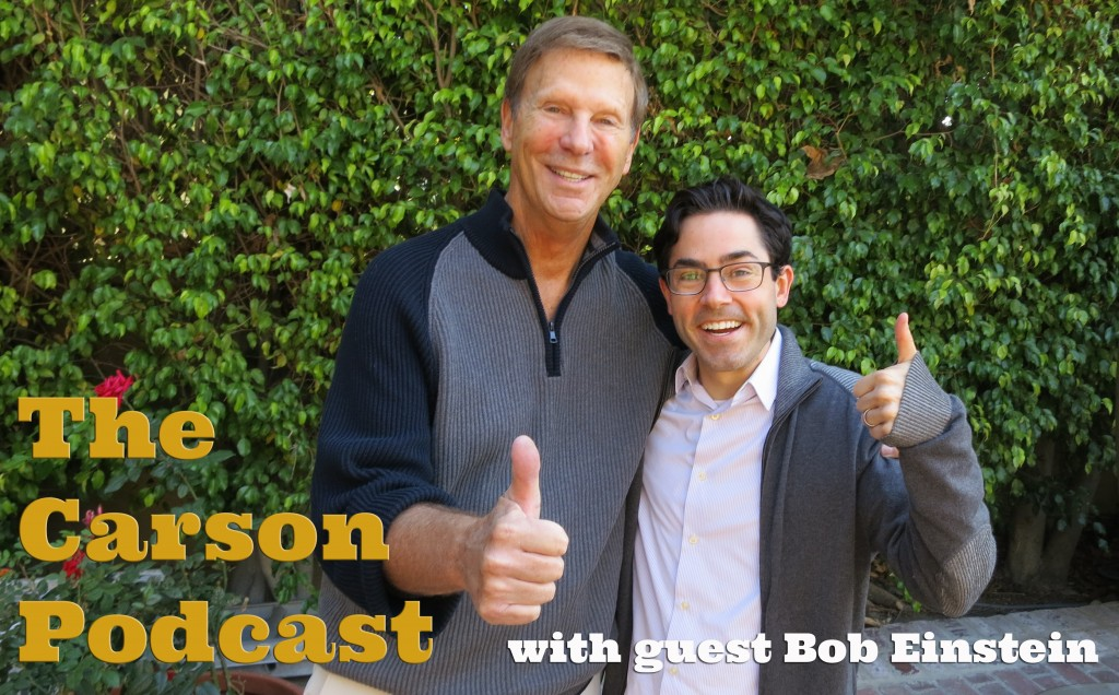 Mark Malkoff and Bob Einstein
