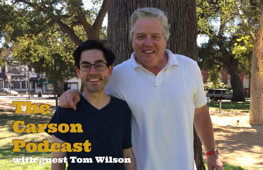 Tom Wilson and Mark Malkoff