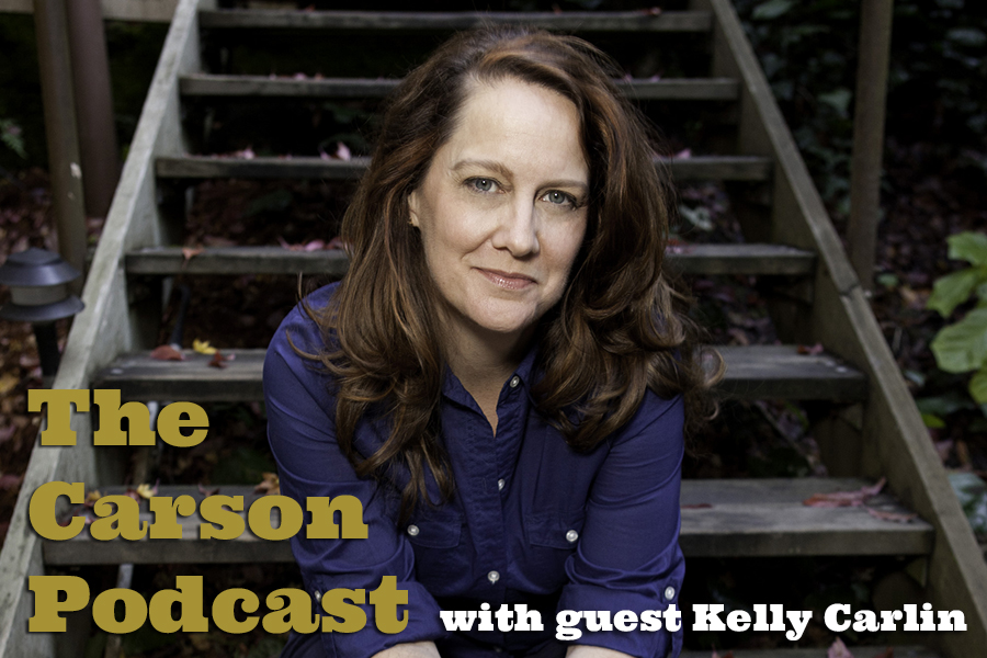 Kelly Carlin Carson Podcast