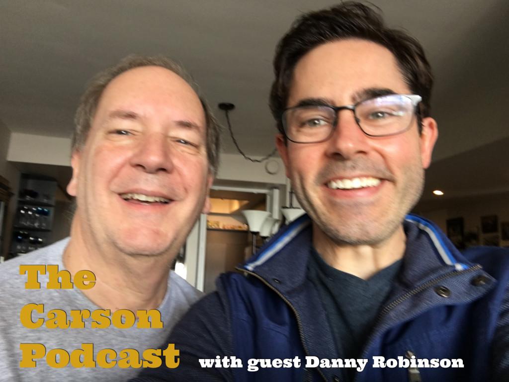 danny robinson and Mark Malkoff