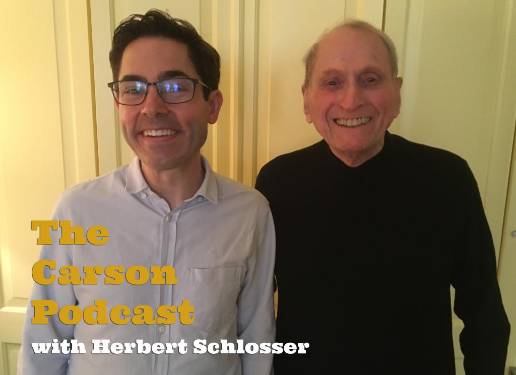Herbert Schlosser and Mark Malkoff