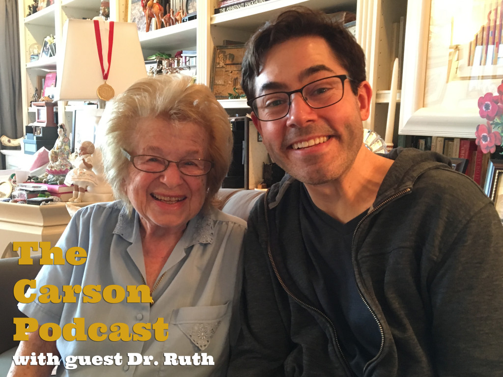 Dr Ruth and Mark Malkoff