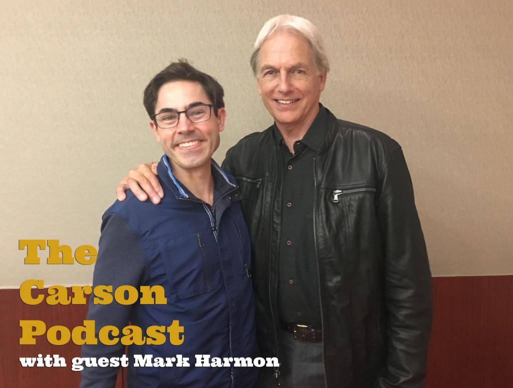 Mark Harmon and Mark Malkoff